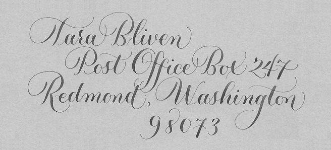 Calligraphy Styles Calligrapher For Hire